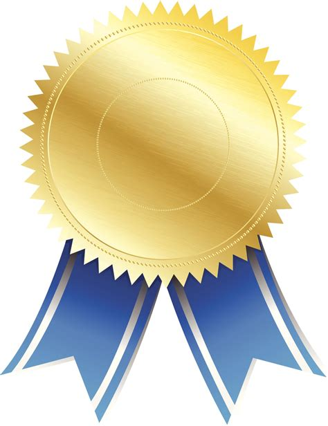 unique award ribbon transparent vector drawing 187 free