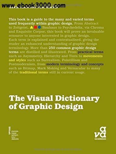 graphics design ebooks free download the visual dictionary of graphic design free ebooks download