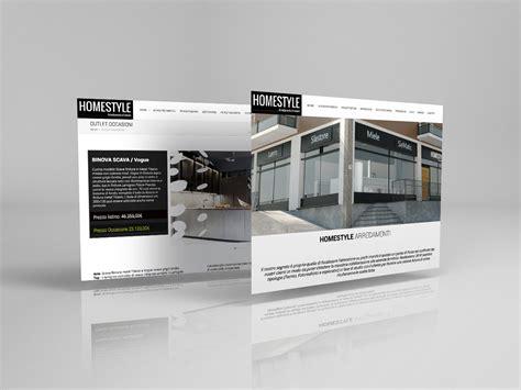 homestyle design homestyle arredamenti p y g design studio siti web e grafica