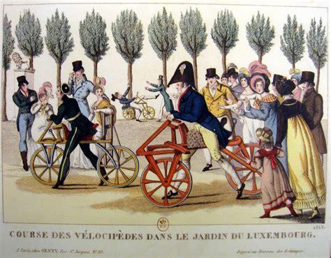 pied reglable 1818 de la draisienne au v 233 lo moderne triz et otsm triz