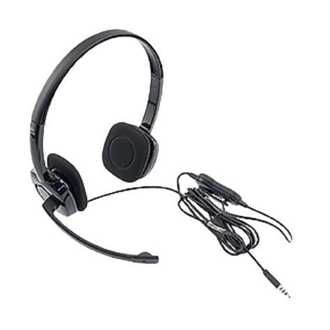 Logitech Headset H151 jual logitech h151 headset hitam harga