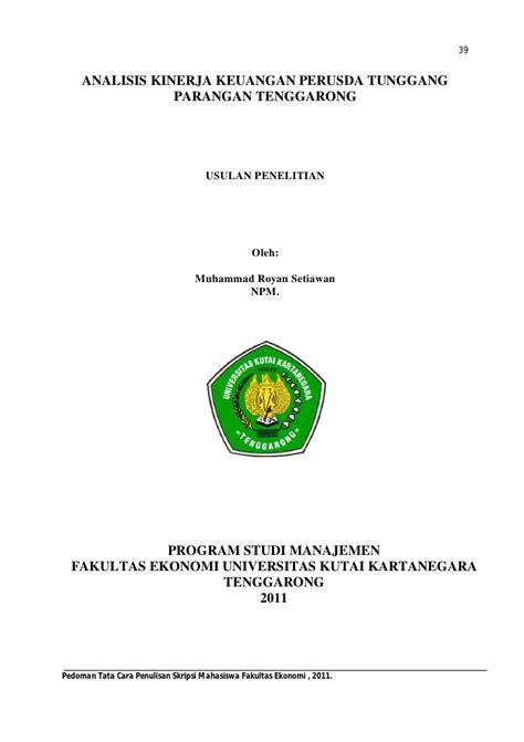 skripsi akuntansi lengkap terbaru judul skripsi akuntansi laporan keuangan contoh ii