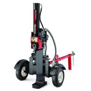 yard machine 21 ton log splitter yard machines 21 ton 159 cc ohv gas log splitter