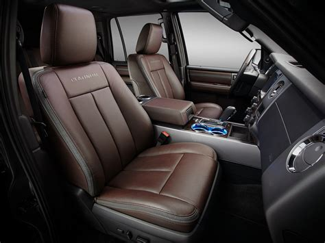 ford expedition interior 2016 2016 ford expedition el price photos reviews features