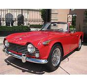 1965 Triumph TR4A For Sale 1911060  Hemmings Motor News