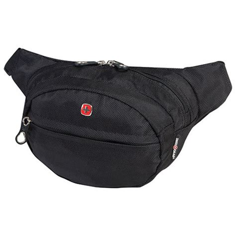 New Travel Check Waist Bag Tas Pinggang Traveling swissgear travel bag waist bag organizer swt0374r black money belts best buy canada