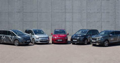 groupe psas safe  intuitive autonomous car tested   general public groupe psa