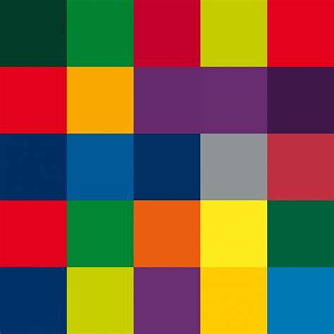 the colors 4900 colours 187 microsites 187 gerhard richter