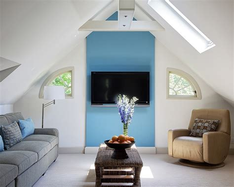 living spaces design 10 attic spaces that offer an additional living room