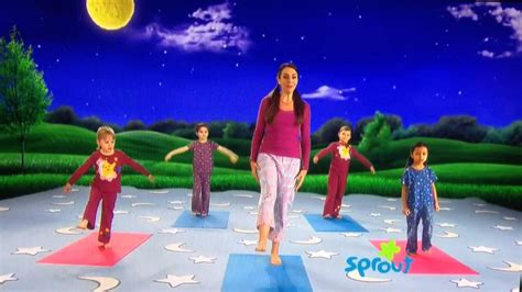Nurina Syari goodnight show sprout stretch space episode