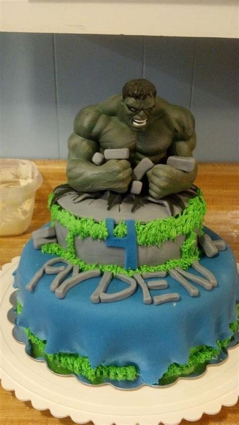 11 best images about hulk on pinterest hulk cakes green
