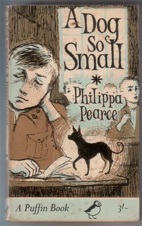 a dog so small a dog so small by ann philippa pearce children s bookshop hay on wye