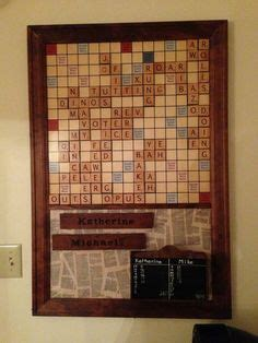 magnetic scrabble board for wall 1000 images about scrabble magnetic diy on