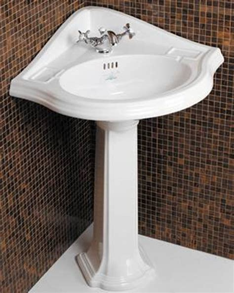 corner pedestal sinks for small bathrooms corner pedestal sinks for small bathrooms home design