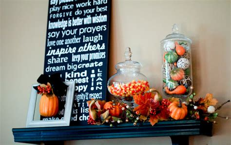 Quick Decor | quick decor changes for fall
