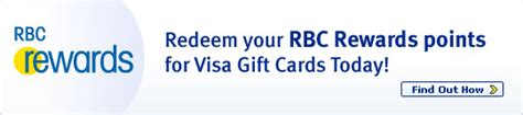 Redeem Visa Gift Card - visa gift card designs rbc royal bank