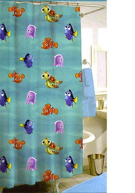 nemo shower curtain 17 best images about trentons bathroom on pinterest