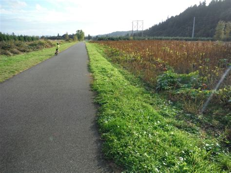 foothills trail puyallup to orting