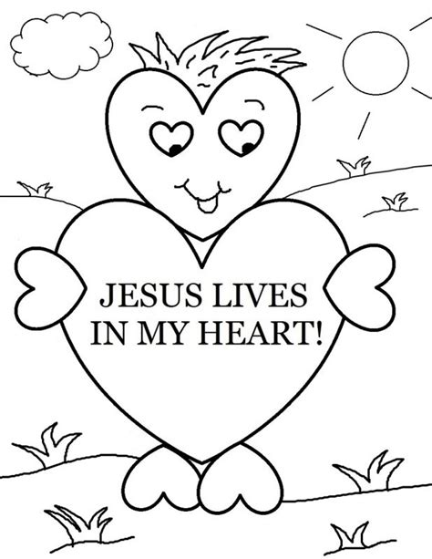 christian coloring pages for kindergarten christian coloring pages preschool learning printable