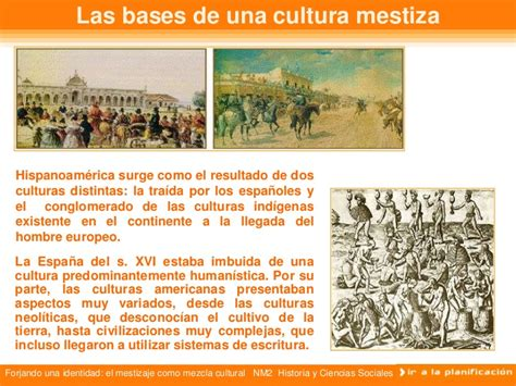 la lengua como base de la cultura monografias mestizaje cultural