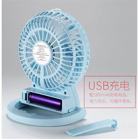Kipas Angin Air remax kipas angin air embun usb rechargeable mini fan portable f9 blue jakartanotebook