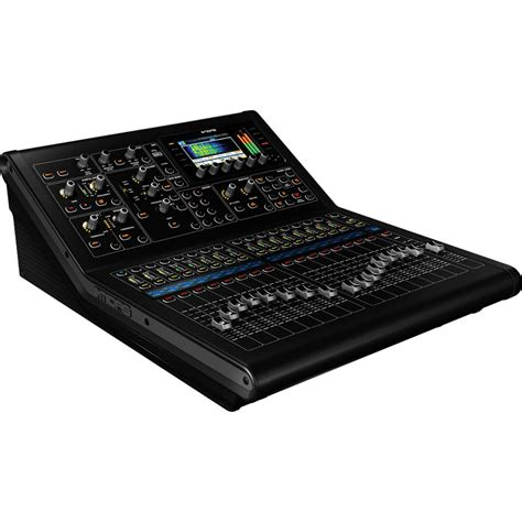 digital mixing console midas m32r 40 input digital mixing console m32 r b h photo