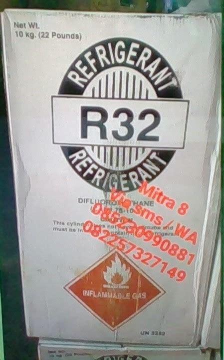 mitra  harga freon   merk refrigerant
