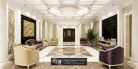ez decorating know how classic interior design ideas for تصميم صالة استقبال لإحدى الفيلات villa classic reception