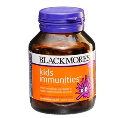 Blackmores Immunities blackmores echinacea ace zinc tablets 60 towers pharmacy