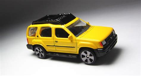 the last golden age of matchbox 2005 2006 superfast nissan xterra the lamley