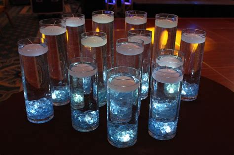 what are candlelight led lights led candle lighting vases with light blue chips led