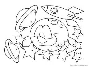 space coloring pages coloring pages space az coloring pages