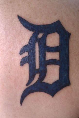 d d tattoo information point alphabet d