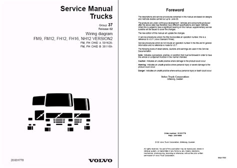 free online car repair manuals download 1999 volvo s70 electronic valve timing volvo fm7 9 10 12 fh12 16 nh12