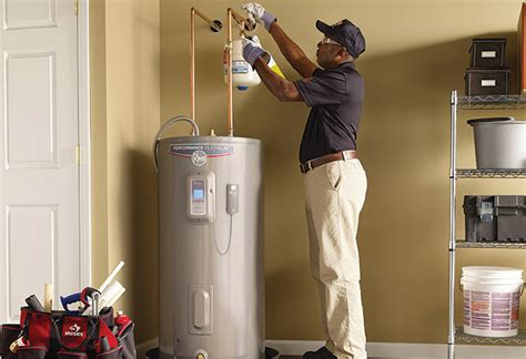 Water Heater Installation Basics at The Home Depot