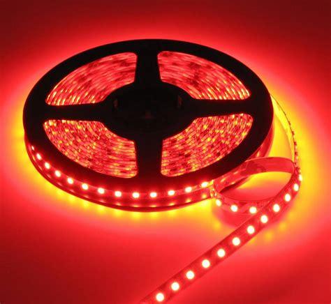 Lu Led Per Meter led rood 1 meter 120led per meter 12 volt ledstripxl