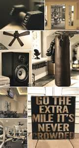 How To Decorate Basement Walls - ideas for setting up a home gym in a basement home tree atlas