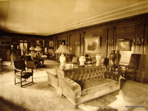 living room north end tryon hall the estate of ckg billings