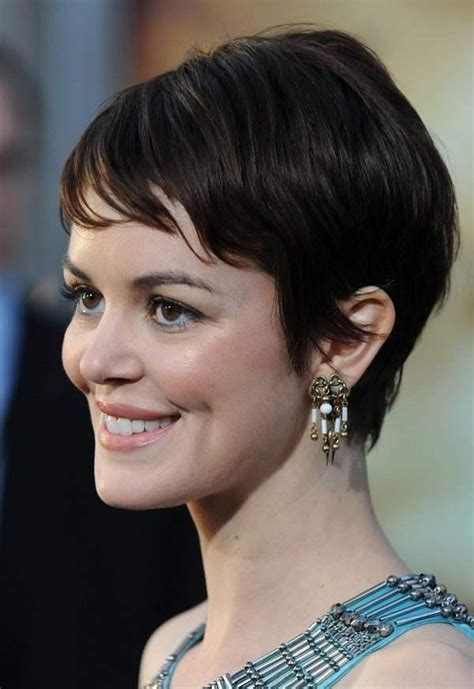 easy care hair cuts for thin hair 20 best of easy care short haircuts