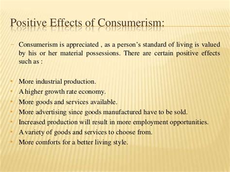What To Do About Consumerism And Your Child by Consumerism Why Consumer Is King