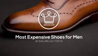 top 10 most expensive shoes for