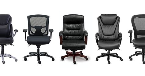 different types of desk chairs types of office chairs nbf