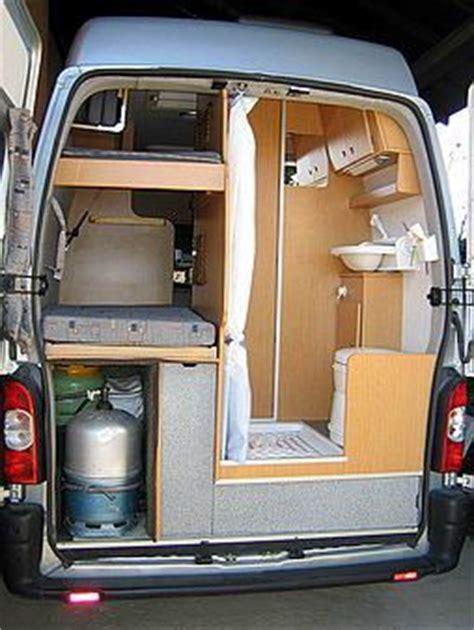 cer van with bathroom les 25 meilleures id 233 es de la cat 233 gorie van am 233 nag 233 sur