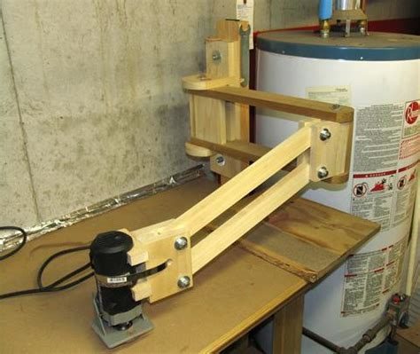 best woodworking jigs pat hawley s thickness sander