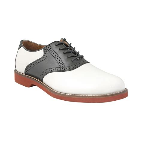 saddle oxfords shoes bass burlington spectator signature saddle oxfords in