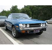 1973 Toyota Celica ST  Parked