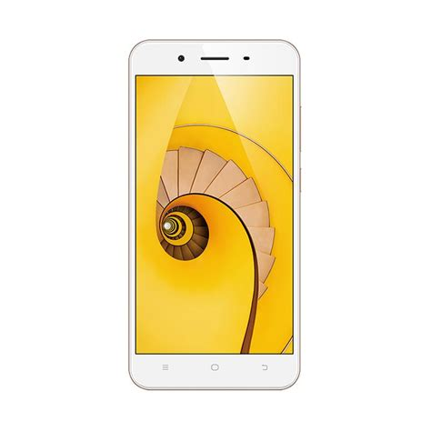 jual vivo y65 smartphone gold 16 gb 3gb harga