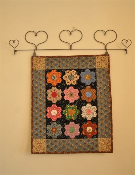 Quilt Hangers by