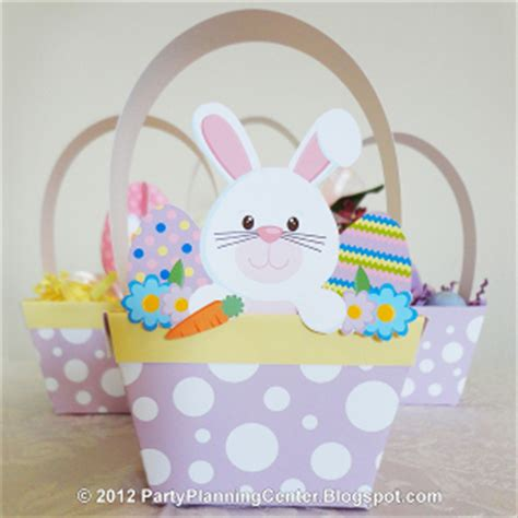 Easter Paper Crafts Free - 29 crafty ways to make an easter basket