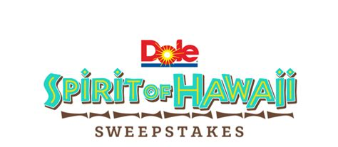 Free Sweepstakes Com - dolerose dole spirit of hawai sweepstakes free coupon reader giveaway who said